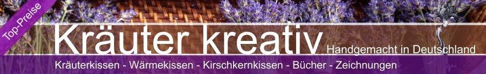 Kräuterkissen, Lavendelkissen und mehr-Logo